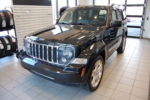 Pre-Owned 2012 Jeep Liberty Limited Jet Edition