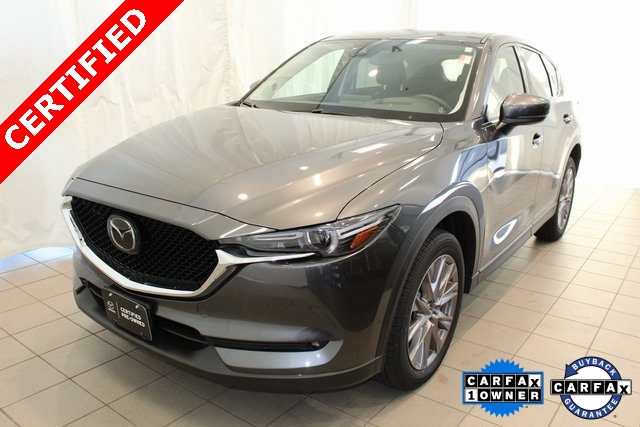 Certified Pre-Owned 2019 Mazda CX-5 Grand Touring Premium Package