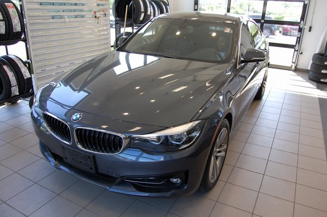 Pre-Owned 2017 BMW 3 Series 340i xDrive Gran Turismo