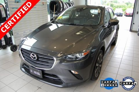 Certified Pre-Owned 2019 Mazda CX-3 Touring