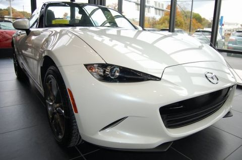 New 2018 Mazda Miata Grand Touring