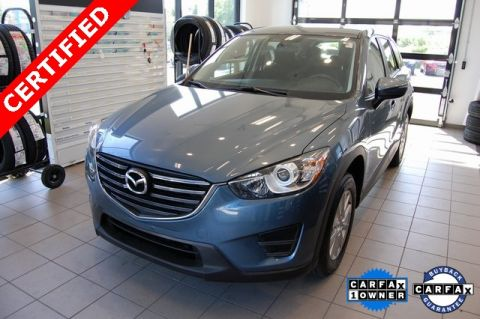 Certified Pre-Owned 2016 Mazda CX-5 Sport
