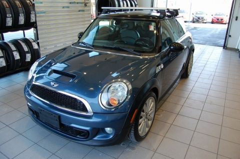 Pre-Owned 2011 MINI Cooper S Base